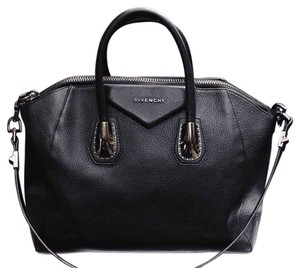 Givenchy Antigona Chrome Limited Edition Metal Shoulder Bag