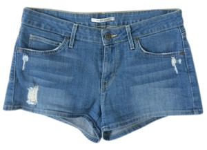 Rich & Skinny Denim Shorts-Distressed