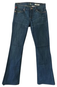 !iT Jeans Boot Cut Jeans-Dark Rinse