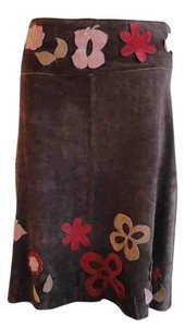 Arden B. Skirt brown