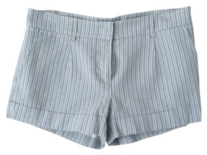 BCBGMAXAZRIA Mini/Short Shorts Blue