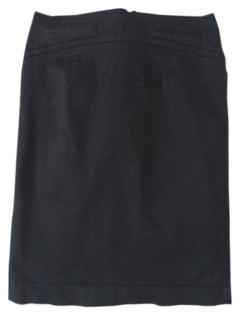 Atelier Luxe Skirt Black