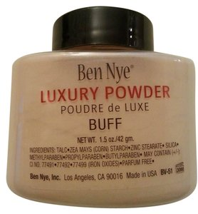 Ben Nye Ben Nye Buff Luxury Face Powder Makeup Kim Kardashian Contour 1.5 0z FreeShipping