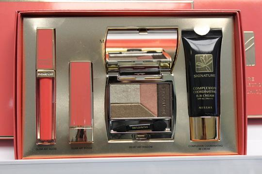 Missha MISSHA Signature Makeup Collection [Modern Chic Coral Set] Image 3