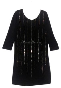 Garnet Hill New Without Tags Beaded Dress