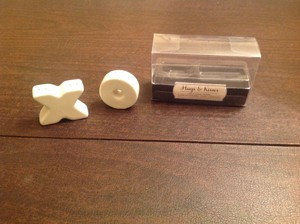 X&o Salt And Pepper Shakers