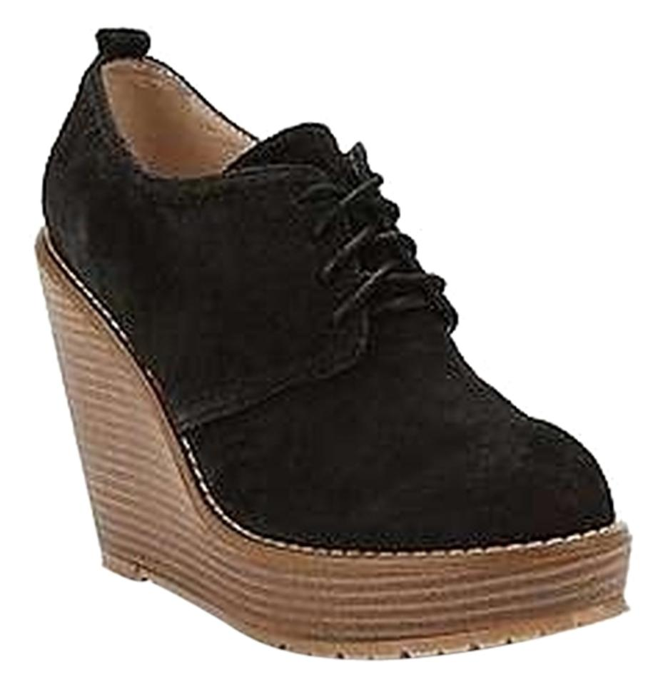 33aacab1190d Black Urban Outfitters Wedges - Up to 90% off at Tradesy