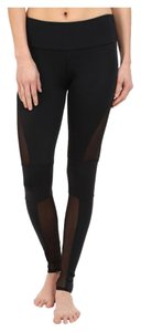 Free People Onzie Black Moto Leggings