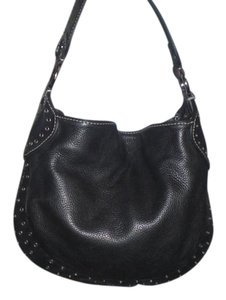 Michael Kors Pebbled Hobo Bag