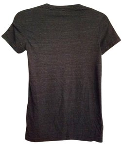 American Apparel T Shirt Grey