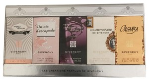 Givenchy Givenchy for women 5 Piece Mini Variety