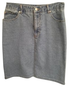 Newport News Skirt Light denim
