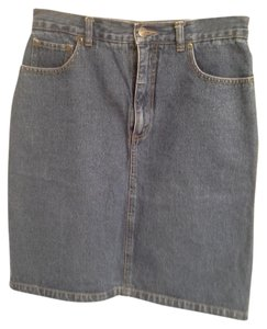 Newport News Skirt Denim blue