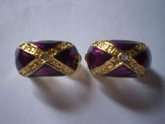 Other Vintage clip-on earrings