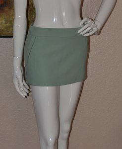Gucci Mini Skirt Green