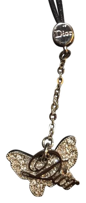 Item - New Crystal Butterfly Charm