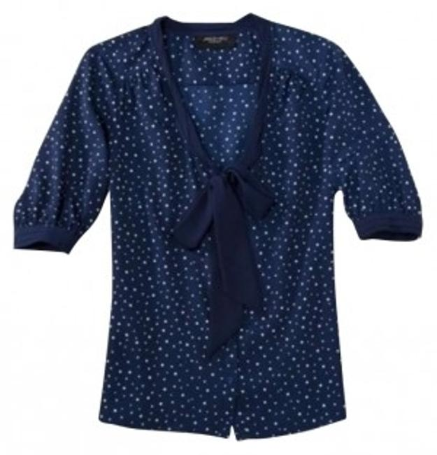 Preload https://item3.tradesy.com/images/jason-wu-navy-with-tie-blouse-size-16-xl-plus-0x-164967-0-0.jpg?width=400&height=650