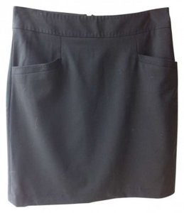 Banana Republic Never Worn Skirt Black