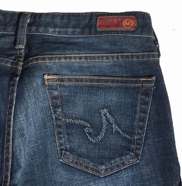 AG Adriano Goldschmied Flare Leg Jeans-Medium Wash Image 6