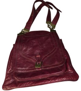 Dolce&Gabbana Satchel in burgundy