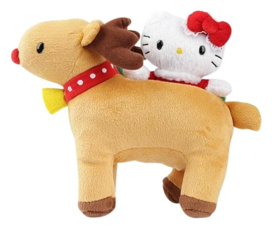 Preload https://img-static.tradesy.com/item/16498192/sanrio-hello-kitty-reindeer-plush-in-bag-0-1-540-540.jpg