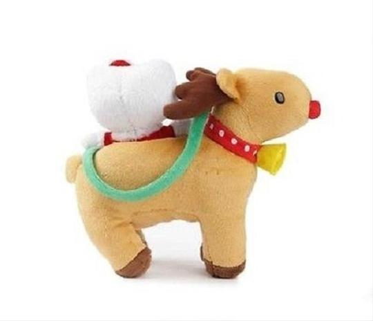 Sanrio Hello Kitty Reindeer Plush In Bag- Image 1