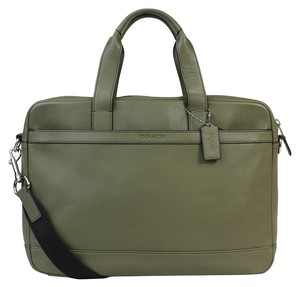 Coach Briefcase Doctor Satchel Hudson Shoulder Bag
