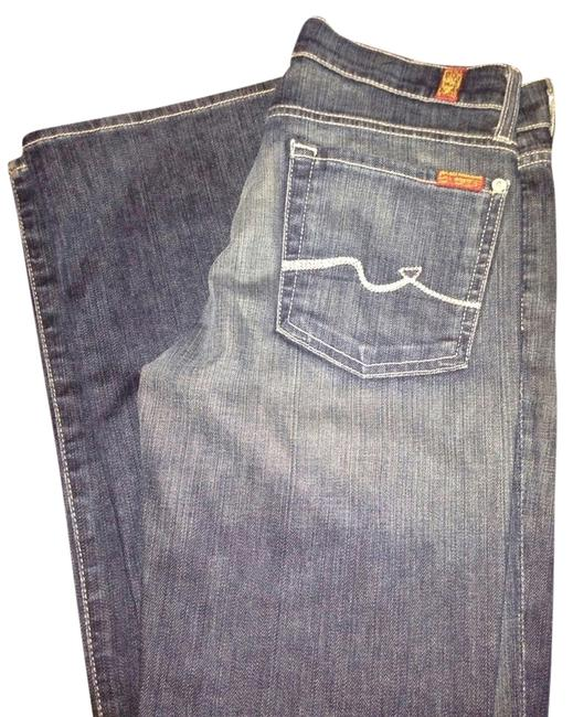 Preload https://item1.tradesy.com/images/7-for-all-mankind-boot-cut-jeans-washlook-1649850-0-0.jpg?width=400&height=650