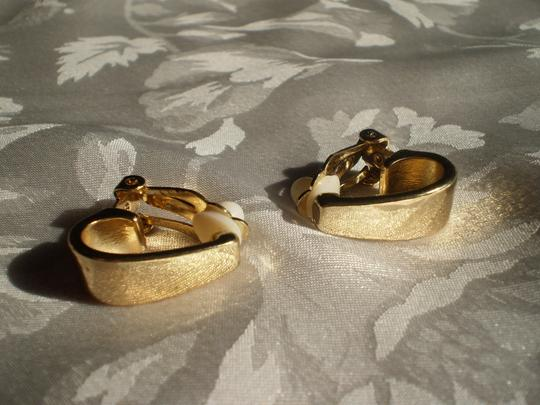 Other Goldtone clip-on earrings