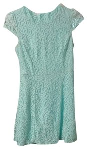 Forever 21 short dress Aqua Blue on Tradesy