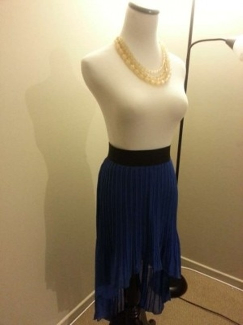 Other Skirt Cobalt Blue