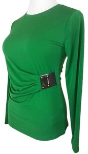 Michael Kors Top Palmento Green