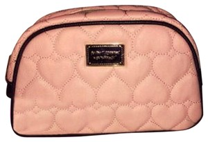 Betsey Johnson Heart Quilted Bag