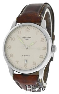 Longines Men's Longines Special Series Avigation L2.628.4 Steel Date Automatic Watch