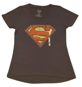DC Comics T Shirt Navy Blue