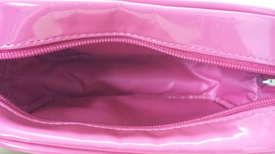 shiseido Tote in pink