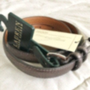 Ralph Lauren Ralph Lauren French Tie Belt