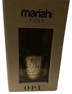 OPI 18k White Gold OPI Nail Polish