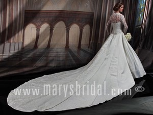 Mary's Bridal Mary's Bridal 5608 Wedding Dress