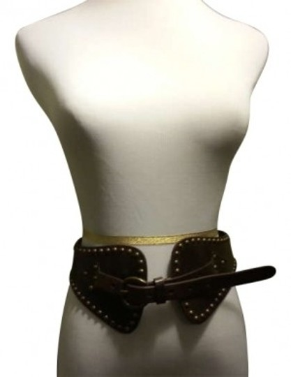 Express Express Studded Cowgirl Belt