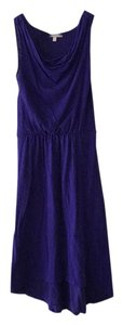Purple Maxi Dress by Banana Republic