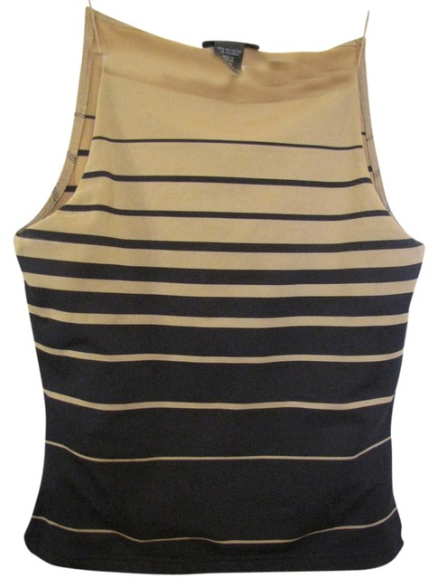 Preload https://item5.tradesy.com/images/express-beige-and-black-tank-topcami-size-4-s-1650549-0-0.jpg?width=400&height=650