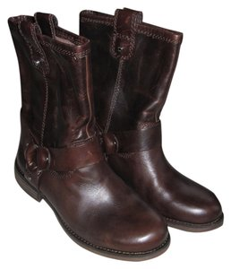 341f91f1057 Brown Gianni Bini Boots & Booties Up to 90% off at Tradesy