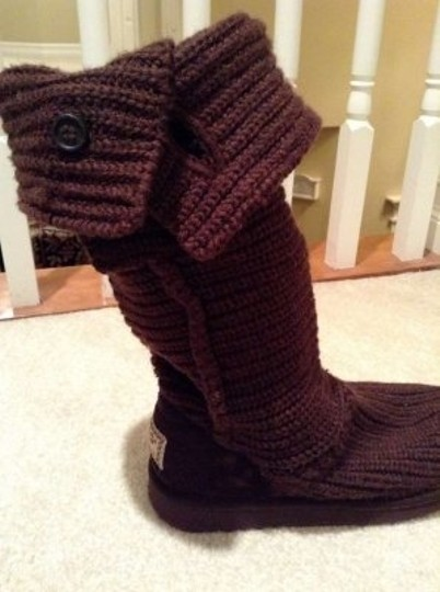 UGG Australia S/N5819 Brown Boots