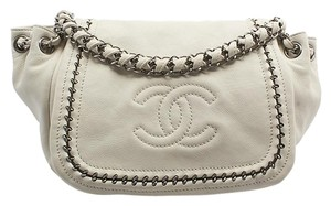 Chanel Modern Chain-around Leather Flap Shoulder Bag