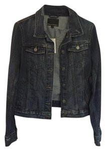 Banana Republic Denim Blue Womens Jean Jacket