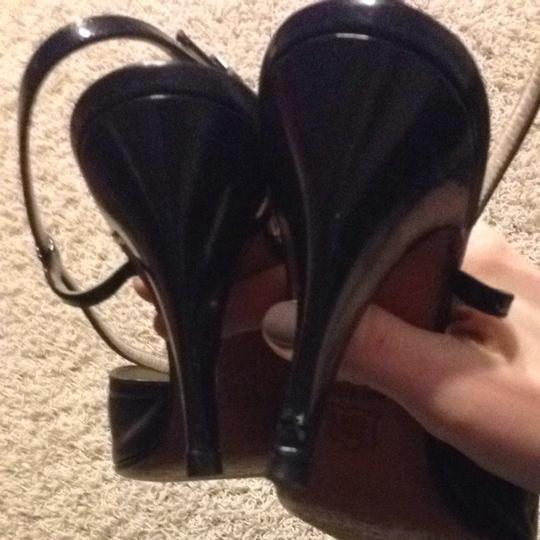 Bally Black Pumps