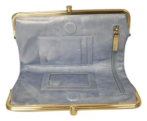 Hobo International Glacier & Nickel Clutch