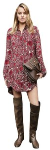 Tory Burch short dress Red Alice + Olivia Elizabeth And James Haute Hippie Dvf on Tradesy