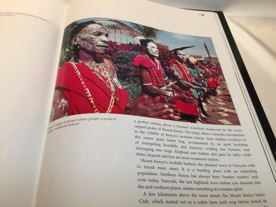 Other Journey Through Kenya Table Volume [Roxanne Anjou Closet]